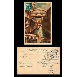 E)1911 ITALY, VENEZIA, POSTCARD