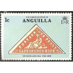 E) 1979 ANGUILLA, CAPE OF GOD HOPE, MNH