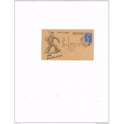 O) 1949 UNITED KINGDOM, POSTAL CARD, GEORGE V, XF