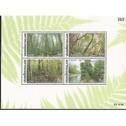 E) 1996 THAILAND, THE CENTENNIAL ANNIVERSARY OF THE ROYAL FOREST