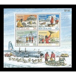 E)1984 NEW ZEALAND, ANTARCTIC RESEARCH, GEOLOGY, BIOLOGY, GLACIOLOGY, METEOROLOG