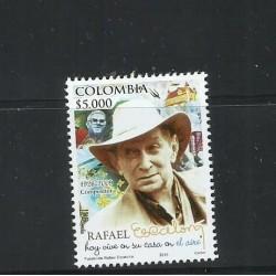 O) 2016 COLOMBIA,COMPOSER RAFAEL ESCALONA, WRITER GABRIEL GARCIA MARQUEZ, ACCORDION MUSICAL INSTRUMENT,CARIBBEAN FOLK MUSIC -