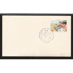 E)1994 CARIBBEAN, CARIBBEAN PHILATELIC FEDERATION, 30TH ANNIV. 3613 A974, NATIONAL CONGRESS YOUTH PHILATELY FANCY CANC., CARD