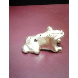 O) COLOMBIA, FROG, TUMBAGA DETAILS ABOUT COPPER AND GOLD ALLOY
