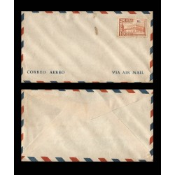 B)1959 CARIBE,FLAG, ARCHITECTURE, HOUSE, CENTENARY,AIRMAIL, XF