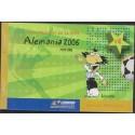 O) 2006 ARGENTINA, BOOKLETS, WORLD CUP 2006 FIFA, FOOTBALL, GRAPH FONTANA RROSA, FIXTURE, XF