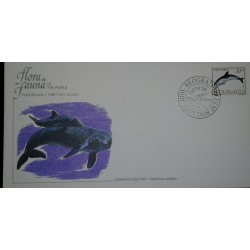 O) 2001 ARGENTINA, IMPERFORATE, PREHISTORIC ANIMAL FOSIL OF THE ANTARCTICA- SCIENTIST WITH MAPPING EQUIPMENT, BASE MARAMBIO