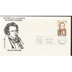 O) 1963 MEXICO, ELEONOR ROOSEVELT, FLAME AND EMBLEM-ANNIVERSARY OF THE UNIVERSAL DECLARATION OF HUMAN RIGHTS, COVER TO UNITED
