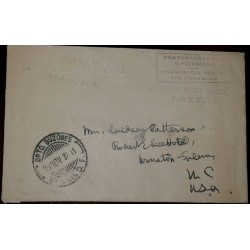 E) 1881 GREAT BRITAIN, SHIPPING MAIL ORDER FROM LANDCASTER TO LONDON, F