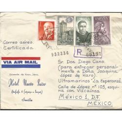 E) 1944 ITALY, R.S.I SAGGY MAZZINI, GIUSEPPE GARIBALDI, S/S,, MINT WITH CHARNELA