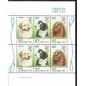 V) 1982 NEW ZEALAND, DOGS, MNH