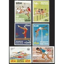 V) 1976 BANGLADESH, 21ST OLYMPIC GAMES, MONTREAL, CANADA, MNH