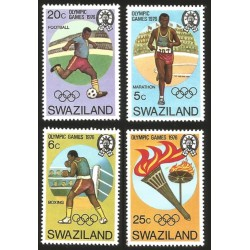 V) 1976 SWAZILAND, 21ST OLYMPIC GAMES, MONTREAL CANADA, MNH