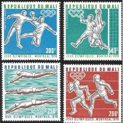 V) 1976 MALI, OLYMPIC GAME, MONTREAL CANADA , MNH