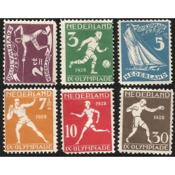 V) 1928 NEDERLAND, OLYMPIC GAMES AMSTERDAM, MNH