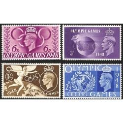V) 1948 UNITED KINGDOM, LONDON SUMMER OLYMPICS, MNH