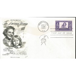 O) 1960 UNITED NATIONS, VARIG BOING 707 NEW YORK BRASILIA-FLIGHT NON STOP-INAUGURAL, ECONOMIC COMMISSIONS-EMBLEM COVER XF