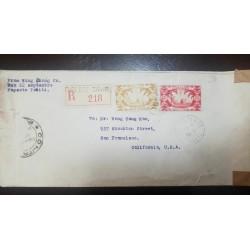 O) 1965 COLOMBIA, BANKNOTE- 100 PESOS ORO- SERIE Y-AMERICAN BANK NOTE COMPANY, SANTANDER, UNC