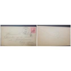 O) 1900 PUERTO RICO - MAGUAYO - MACUAYO P.R. - PORTO RICO, US OCCUPATION, WASHINGTON 2c OVERPRINTE, TO SAN JUAN P.R.