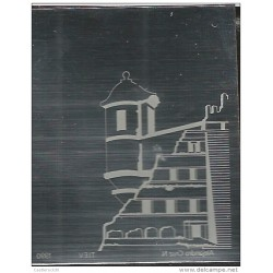 O) 1990 MEXICO, PRINTING PLATE - LIGHTHOUSE - CITY OF CAMPECHE - SC 1664 700p, XF