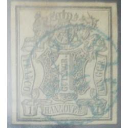G)1905 CARIBE, CIRCULATED POSTAL STATIONARY ENVELOPE TO HAMBURG, GERMANY, XF