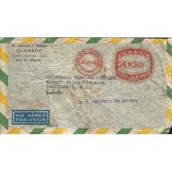 O) 1914 UNITED STATES - USA. POSTAL STATIONERY 2 CENTS, TO CARIBE