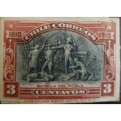 O) 1923 ECUADOR, TIMBRE CONSULAR - UN DECIMO DE CONDOR-COAT OF ARMS SURCHARGE, CANCELLATION GUA 82-TO GERMANY