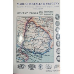 A) 1930, URUGUAY CATALOGUE, 108 PAGES, FULL COLOR, SPANISH VERSION