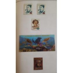 A) 1999, COLOMBIA, FAMOUS WOMEN, SOLEDAD ROMAN DE NUÑEZ, BERTHA