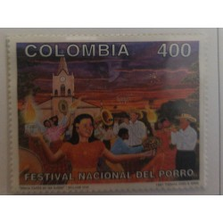 A) 1997, COLOMBIA, NATIONAL JOINT FESTIVAL, SAN PELAYO, MARIA VARILLA IN THE CLOUDS – WILLIAM LIVES, THOMAS GREG & SONS