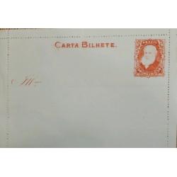 A) 1898, BRAZIL, POSTAL STATIONARY