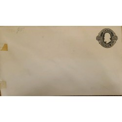 A) 1896, BRAZIL, POSTAL STATIONARY, STAMP BLACK
