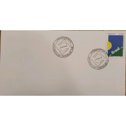 A) 1997, BRAZIL, COMMEMORATION OF THE V CENTENARY, FIRST DAY COVER, ECT
