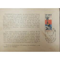 A) 1967, SPANISH ANTILLES, GENOCIDE IN VIET NAM, HEROIC, HAVANA