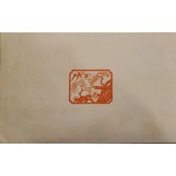J) 1920 JAPAN, LANDSCAPE, XF