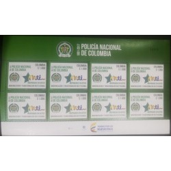 A) 2017, COLOMBIA, NATIONAL POLICE, MODERNIZATION AND INSTITUTIONAL TRANSFORMATION, MNH