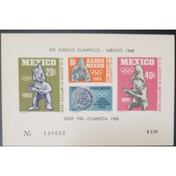 V) 1943, USA, SPECIAL DELIVERY, AIR MAIL, FIVE STAMPS OF THOMAS JEFFERSON, FIVE GREEN STAMPS OF THE STATUE OF LIBERTY,