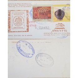 L) 1980 ITALY, LIRE, 70, GREEN, TURRITA, RED, 350, AIRMAIL, CIRCULATED COVER FROM ITALY TO USA