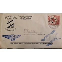 L) 1974 ROSS DEPENDENCY, WILLIAMS FIELD, AIRPLANE, 4C, FLIGHT 5, SHACKLETON'S HUT, 5C, SCOTT BASE