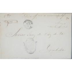 O) 1892 COLOMBIA, AGENCIA POSTAL NACIONAL COLON - REPUBLIC OF COLOMBIA-ESTABLISH, NEWSPAPER WRAPPER -FAJILLA DE PERIODICO