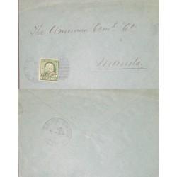 O) 1933 PARAGUAY, GRAF ZEPPELIN OVER BRAZILIAN TERRAIN SCOTT AP19 4.50p BLUE -AP19 9p ROSE - IGNACIO ITURBE SC A51 3 p. , CORREO