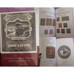 J) 2007 MEXICO, BOOK, PROOF, PROOF AND SAMPLES, VERSION IN SPANISH, COLORFULL, XF