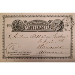 L) 1940 CANAL ZONE, AIRMAIL, 25TH ANNIVERSARY OPENING PANAMA CANAL, AIPLANE, 15C, PALM, CIRCULATED COVER