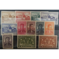 A) 1930, SPAIN, AIR MAIL EUROPE, DISCOVERY OF AMERICA, PINZON BROTHERS, MNH, EDI: 5475-583