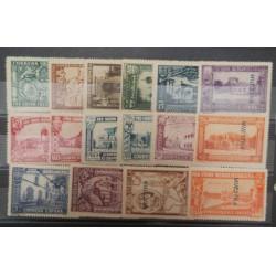 A) 1930, SPAIN, PRO UNION IBEROAMERICANA, EDI:566M-82M, SPECIMEN