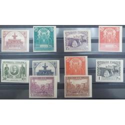 A) 1931, SPAIN, III CONGRESS OF THE PAN AMERICAN POSTAL UNION, MINT, MNH,