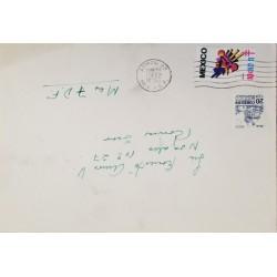 J) 1982 VATICAN CITY, LUCA DELLA ROBBIA , SCULPTOR, STRIP OF 3, FDC