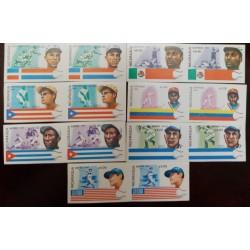 A) 1984, NICARAGUA, BASEBALL PLAYERS, AERIAL, VENTURA ESCALANTE-DOMINICAN REPUBLIC
