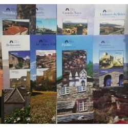 A) 2005, PORTUGAL, HISTORIC VILLAGES- SORTELHA, ALMEIDA, CASTELO NOVO, LINHARES DE BEIRA