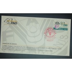 A) 1995, MEXICO, FAO, FDC, FOOD AND AGRICULTURE ORGANIZATION OF THE UNITED NATIONS, XF
